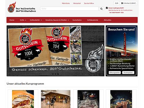 360°BBQ - Das kulinarische 360° Grillerlebnis