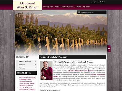 Delicious! - Argentinischer Wein & Kulturreisen